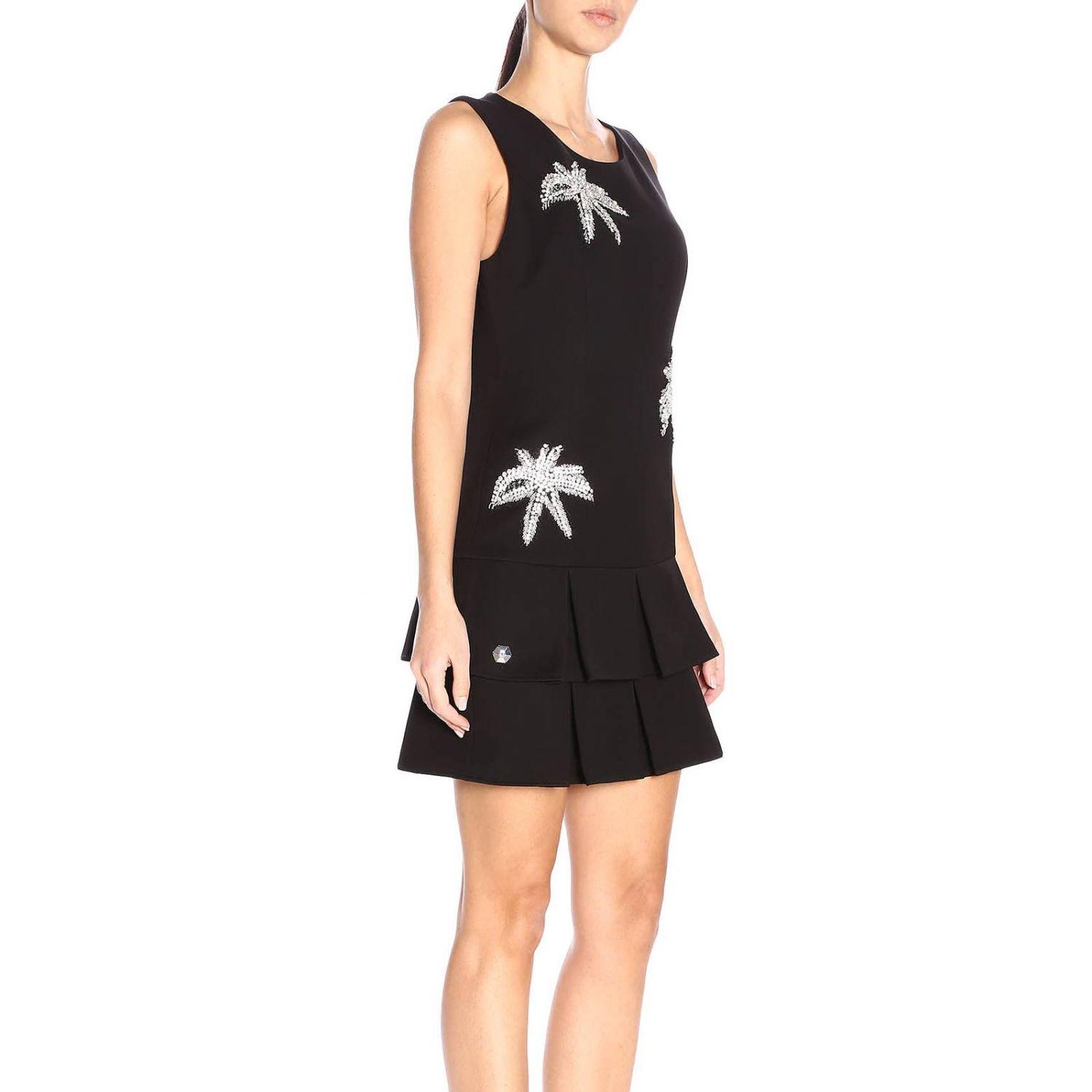 Dress women Philipp Plein black 2