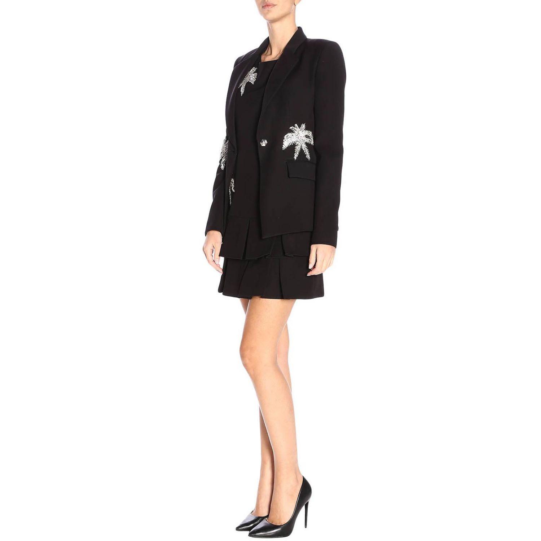Dress women Philipp Plein black 4