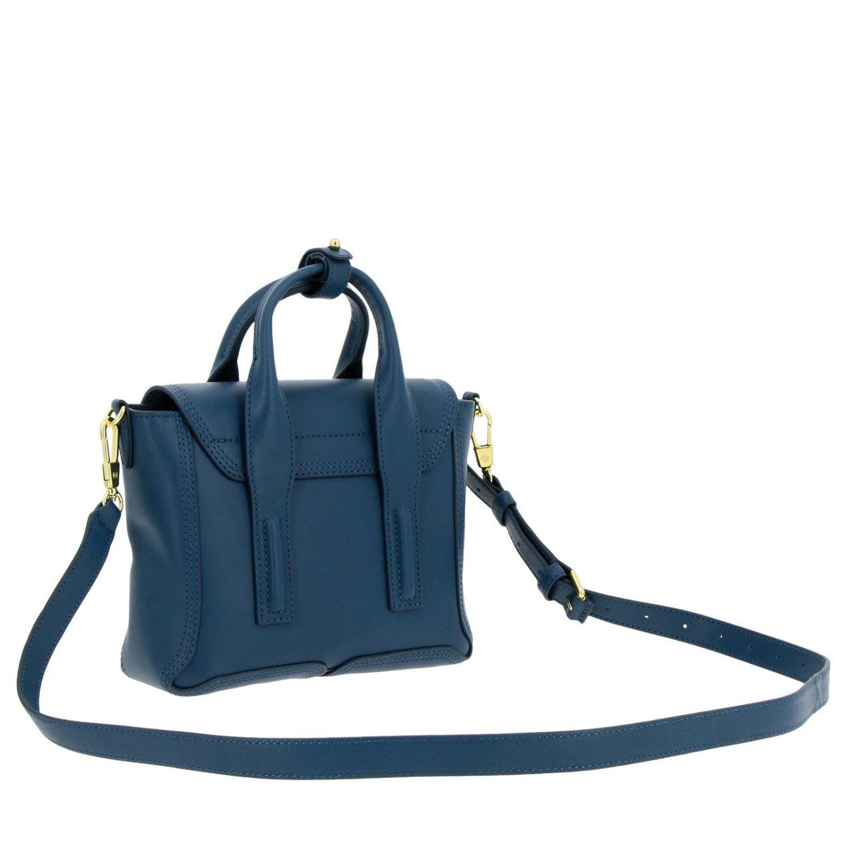 Shoulder bag women 3.1 Phillip Lim teal 3