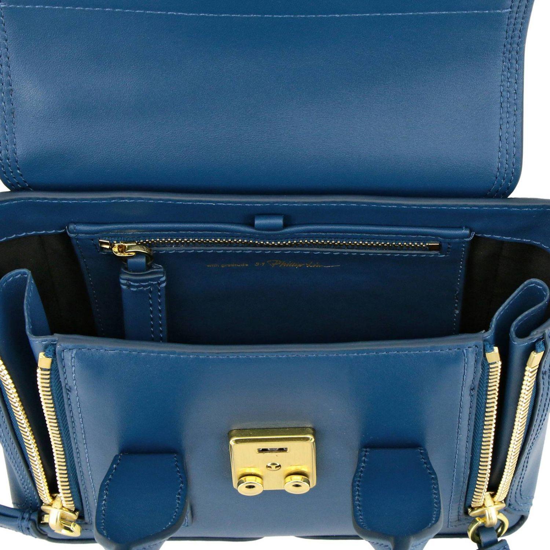 Shoulder bag women 3.1 Phillip Lim teal 6
