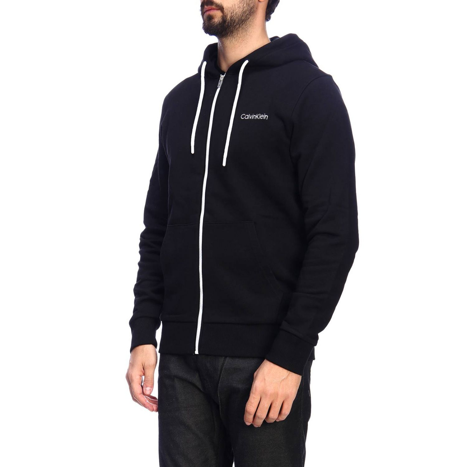 Sweater men Calvin Klein black 2