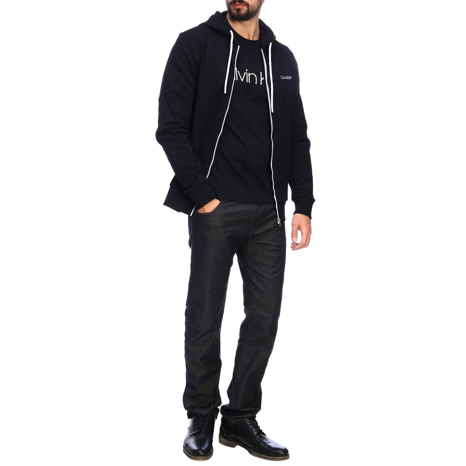 Sweater men Calvin Klein black 5