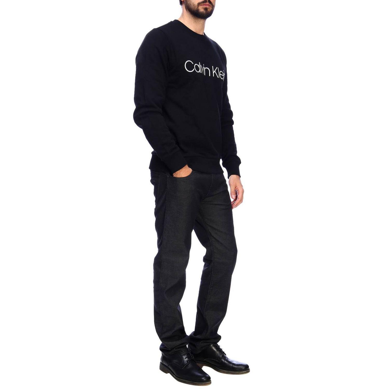 毛衣 男士 Calvin Klein 黑色 4
