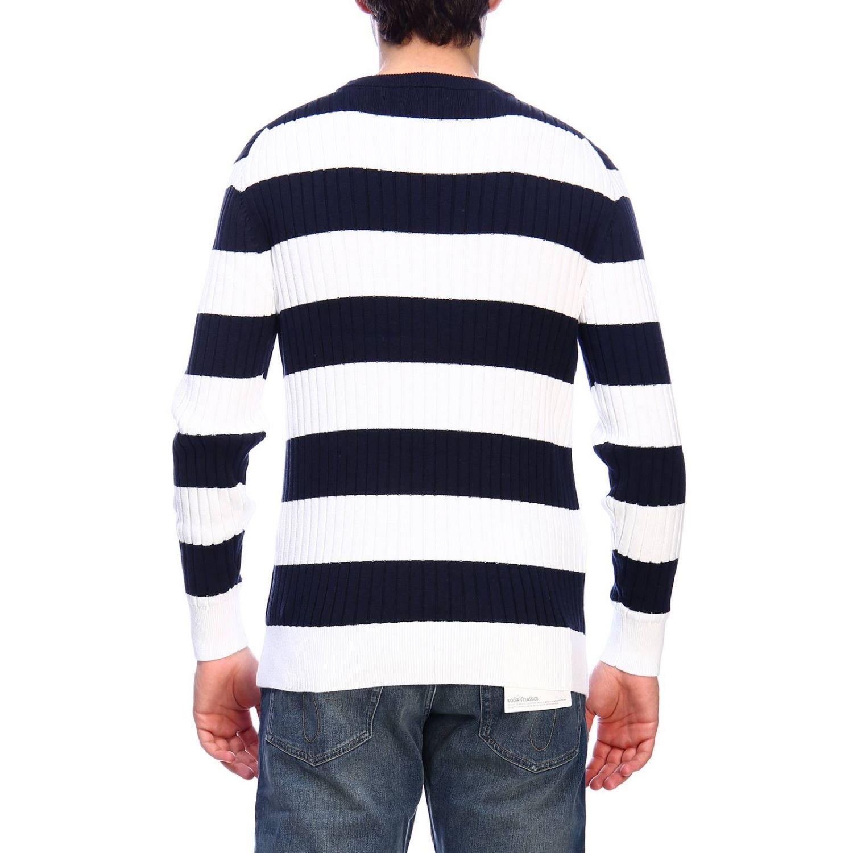 Pullover herren Calvin Klein blau 3