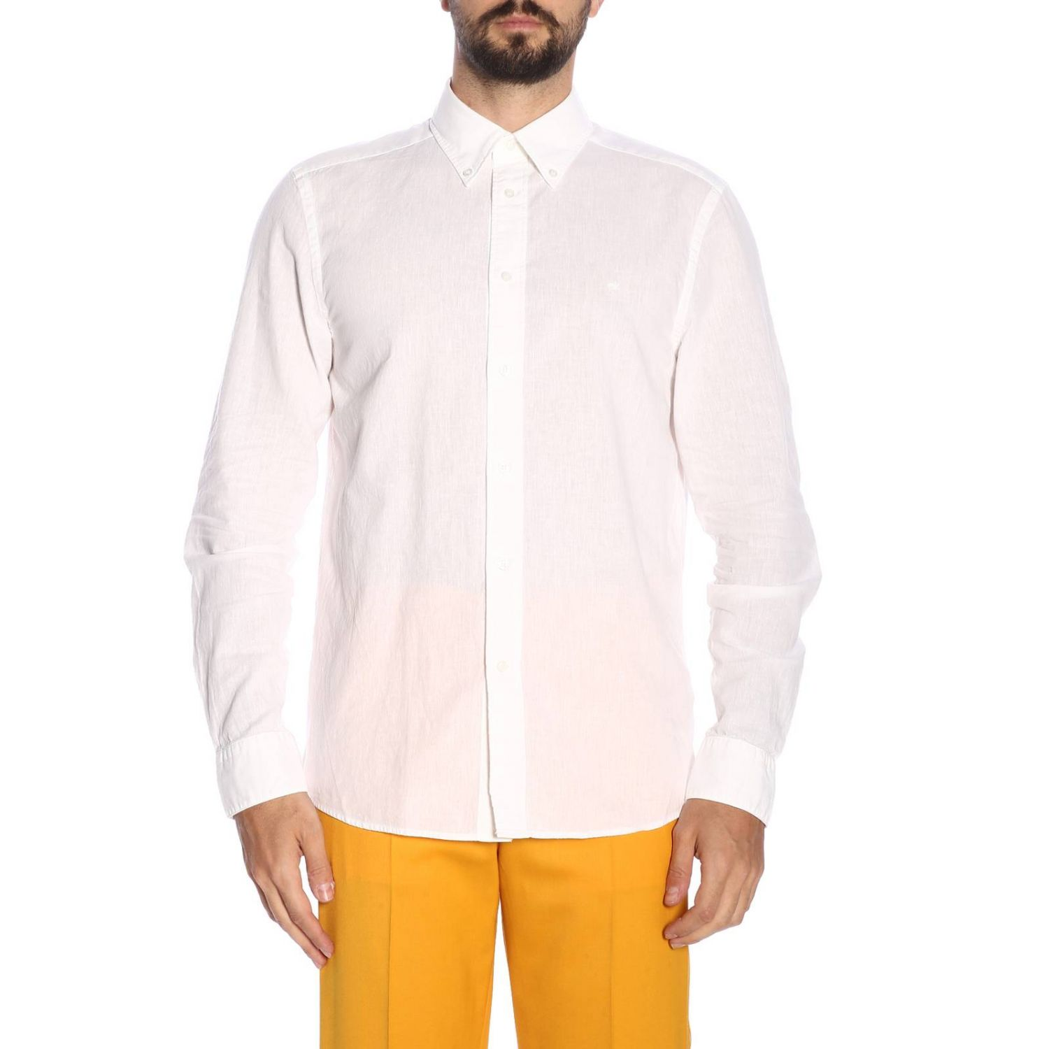 Shirt men Calvin Klein white 1