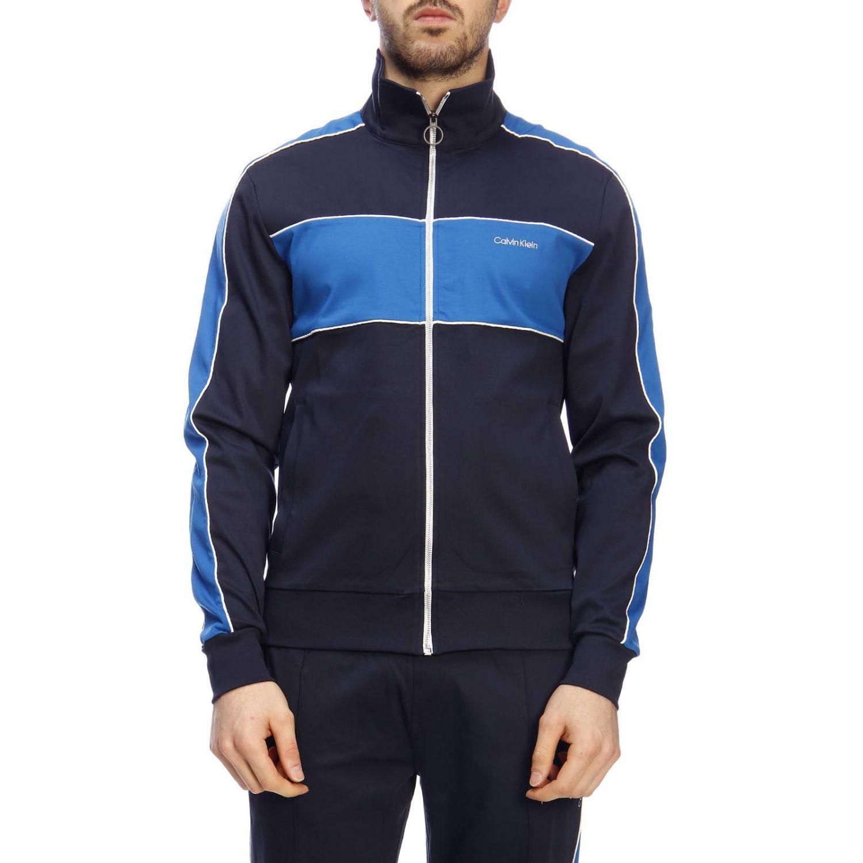Свитер Мужское Calvin Klein темно-синий 1
