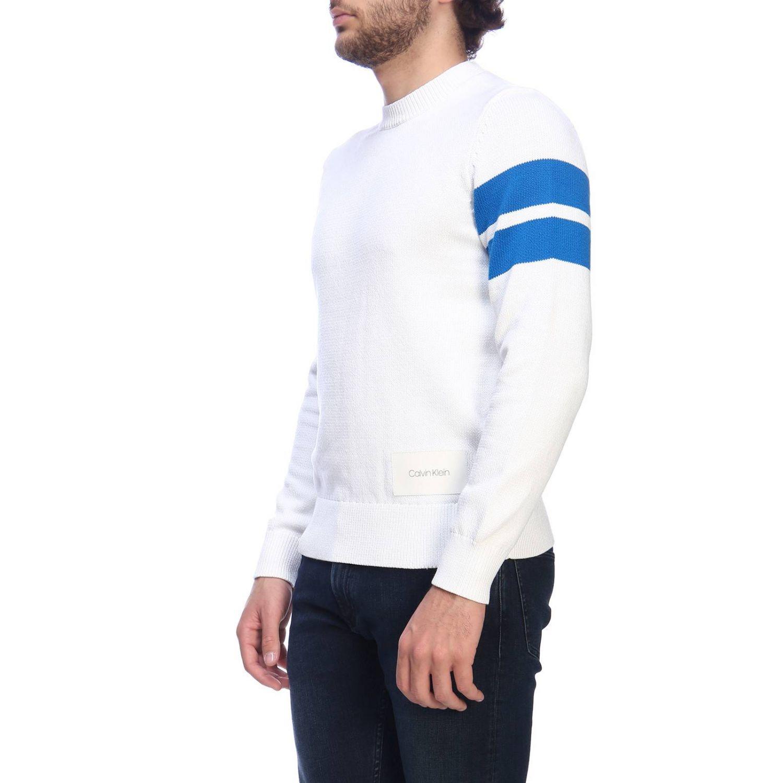 Jumper men Calvin Klein white 2