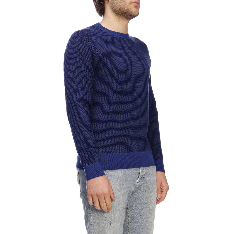 Jersey hombre Calvin Klein azul oscuro 2