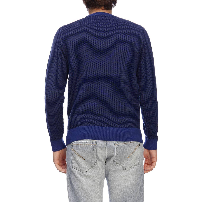 Jersey hombre Calvin Klein azul oscuro 3