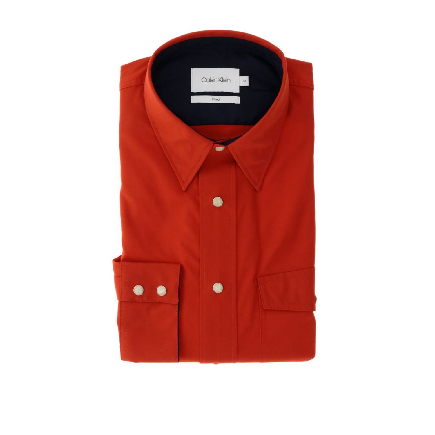 Shirt men Calvin Klein red 1