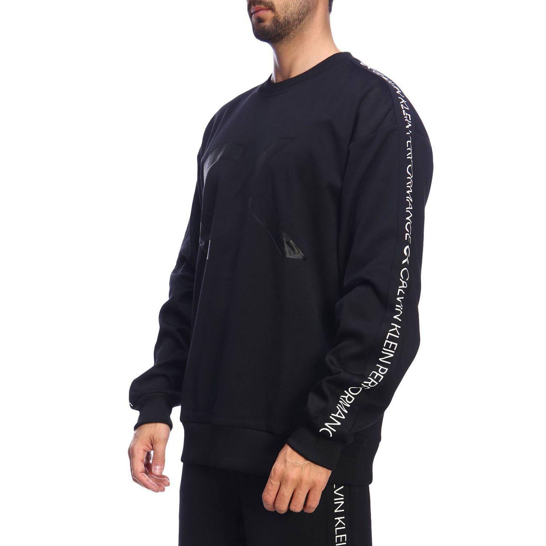 Sweater men Calvin Klein Performance black 2