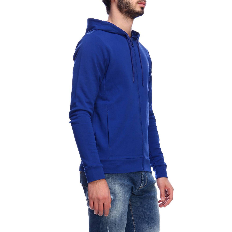 Sweater men Calvin Klein Performance blue 2