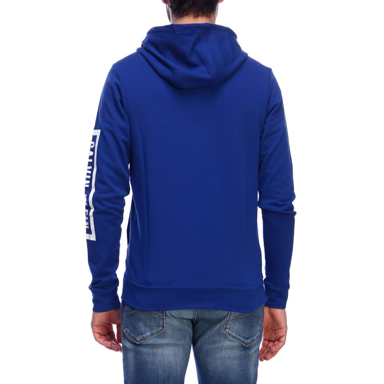 Sweater men Calvin Klein Performance blue 3