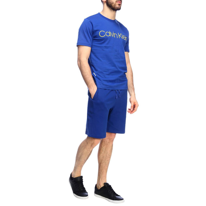 Pants Calvin Klein Performance: Pants men Calvin Klein Performance blue 4