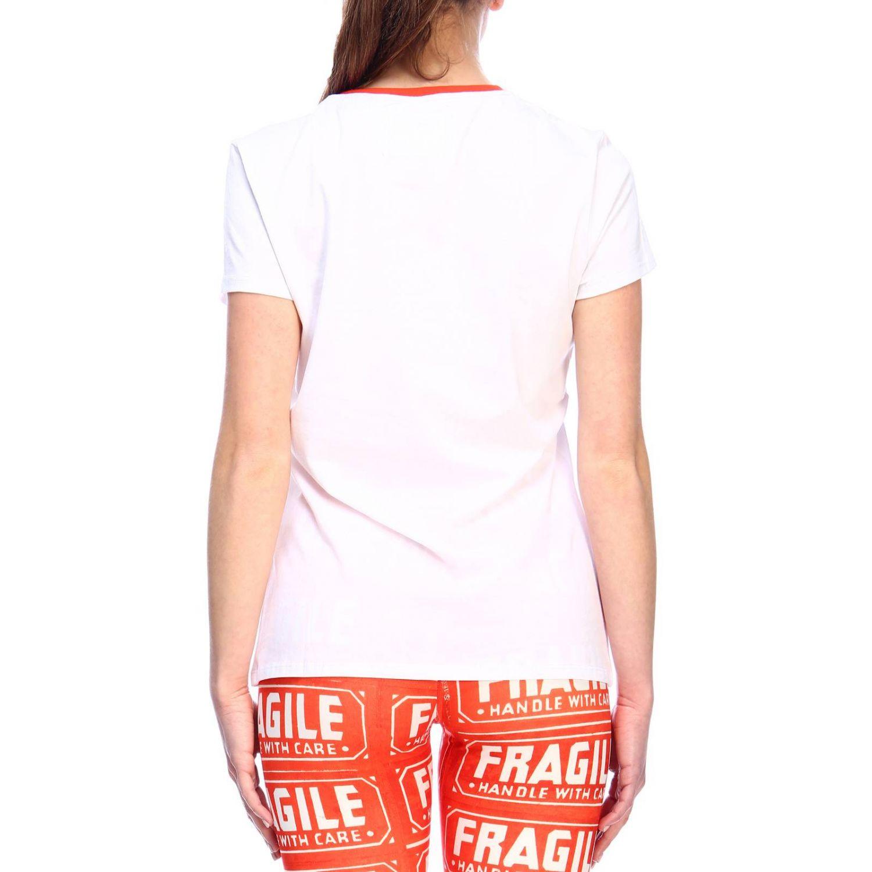 T-shirt women Calvin Klein Performance white 3
