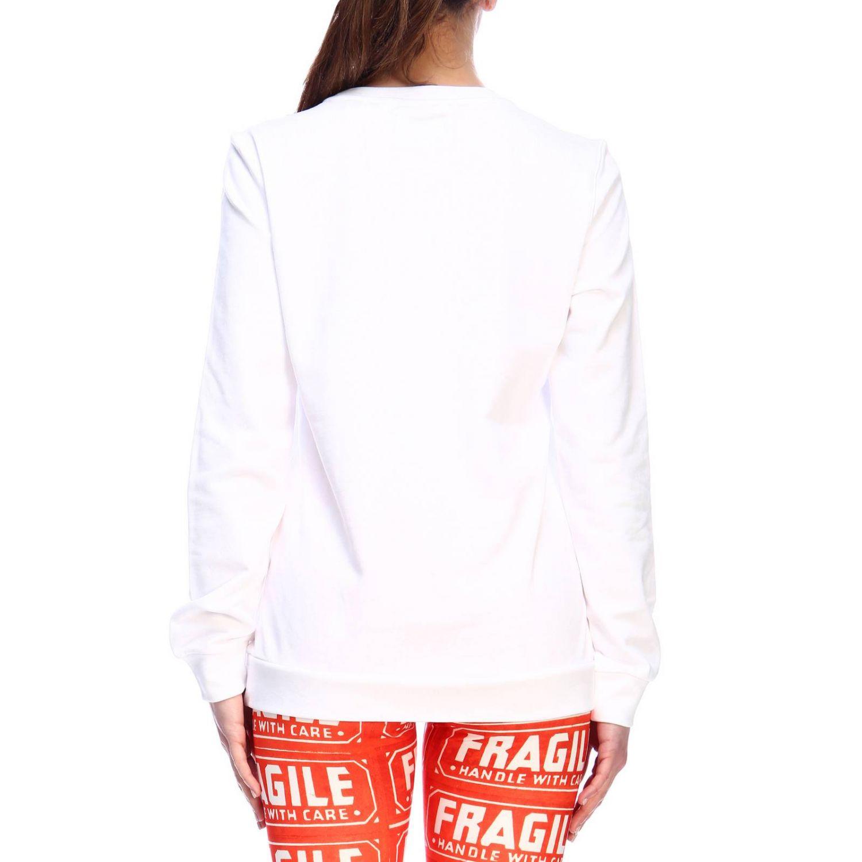 Sweater women Calvin Klein Performance white 3
