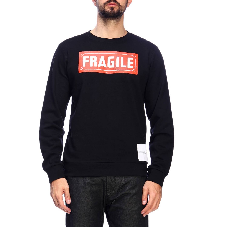 Sweater men Calvin Klein Performance black 1