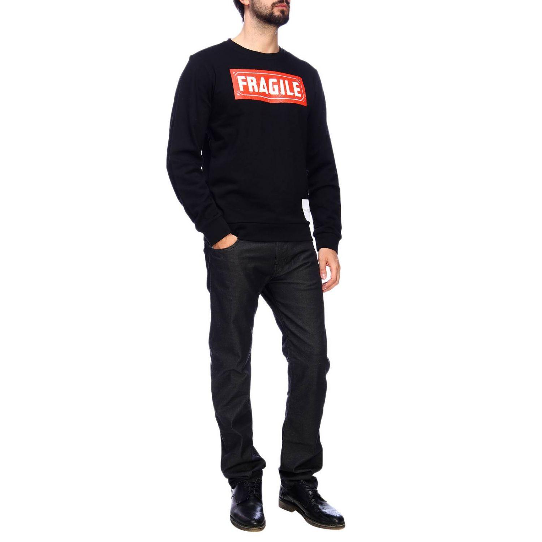 Sweater men Calvin Klein Performance black 4