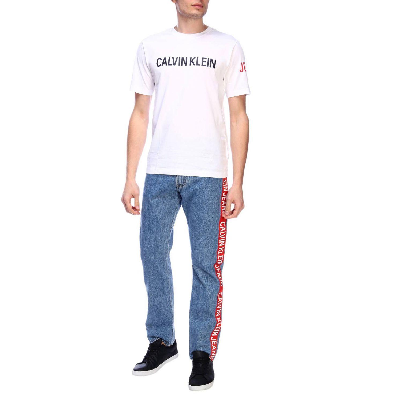 Jeans Men Calvin Klein Jeans Jeans Calvin Klein Jeans Men Denim Jeans Calvin Klein Jeans J30j312100 Giglio En