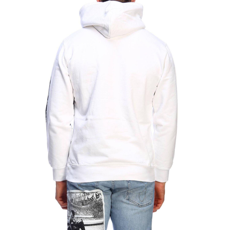 Jersey hombre Calvin Klein Jeans blanco 3