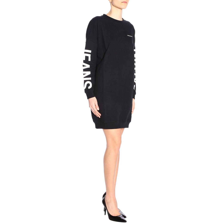 Kleid damen Calvin Klein Jeans | Kleid Calvin Klein Jeans ...