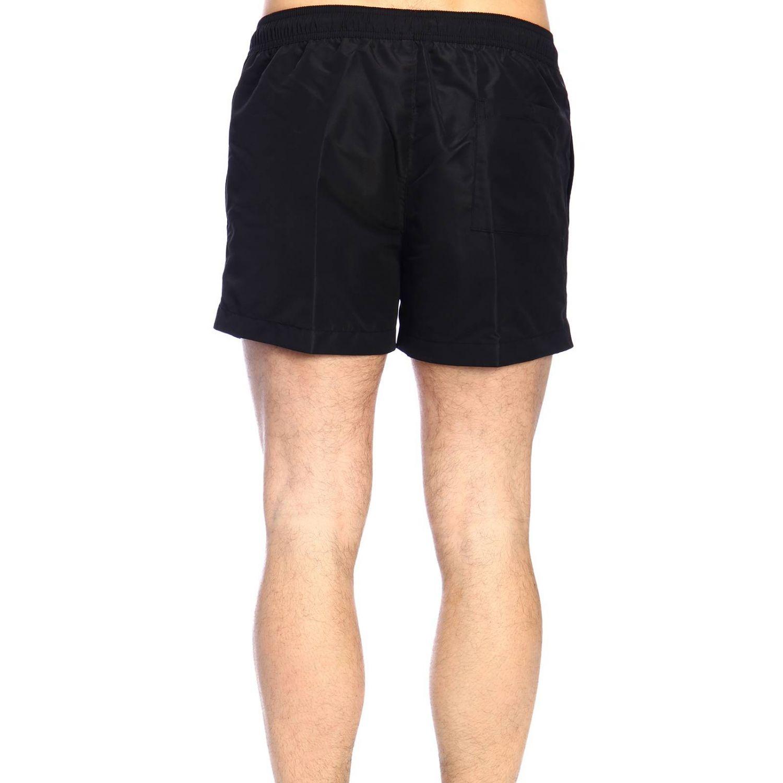 Maillot de bain homme Calvin Klein Swimwear noir 3
