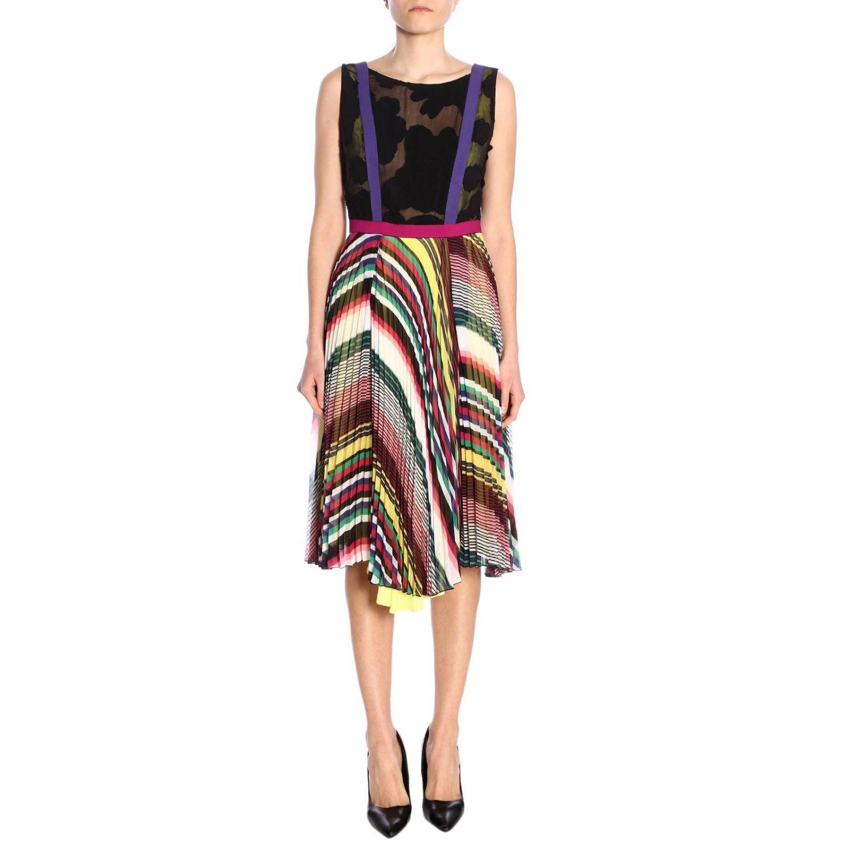 Dress women Hanita multicolor 1