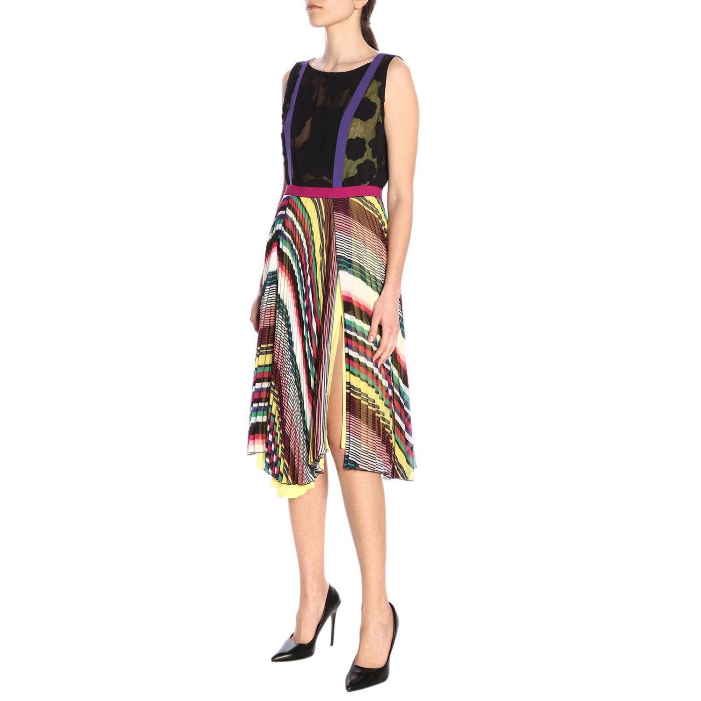 Dress women Hanita multicolor 2