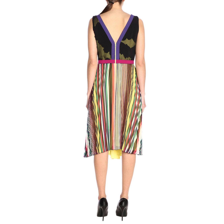Dress women Hanita multicolor 3