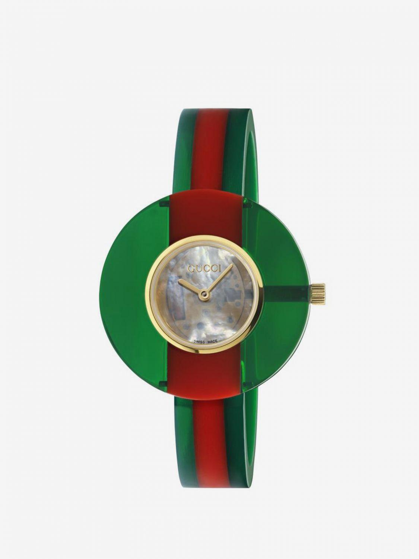 Watch Gucci: Watch men Gucci green 1