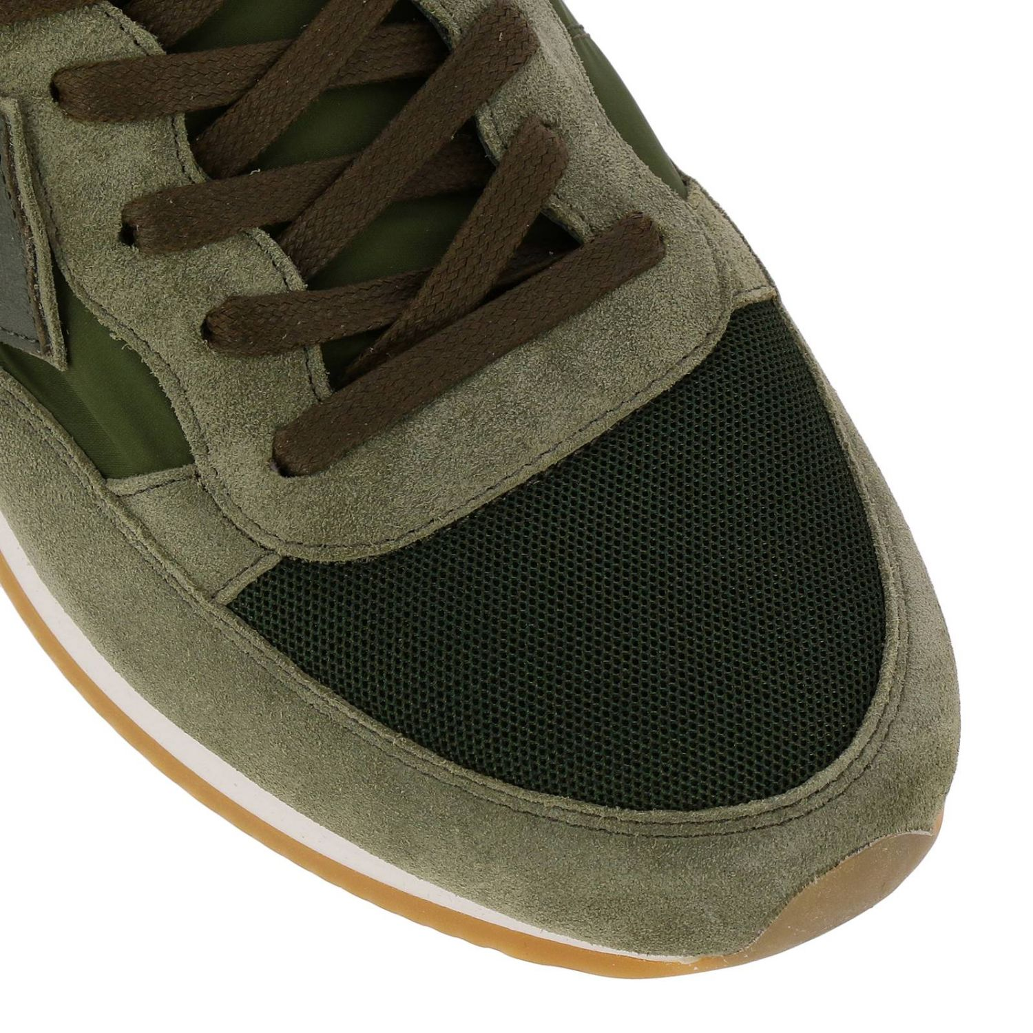 Shoes men Philippe Model military 3