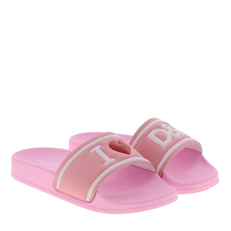 Обувь Детское Dolce & Gabbana розовый 2
