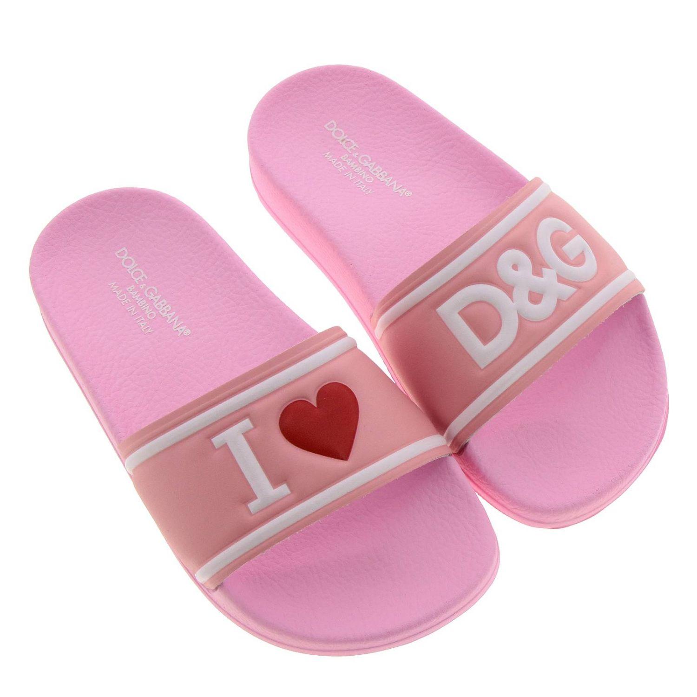 Обувь Детское Dolce & Gabbana розовый 3