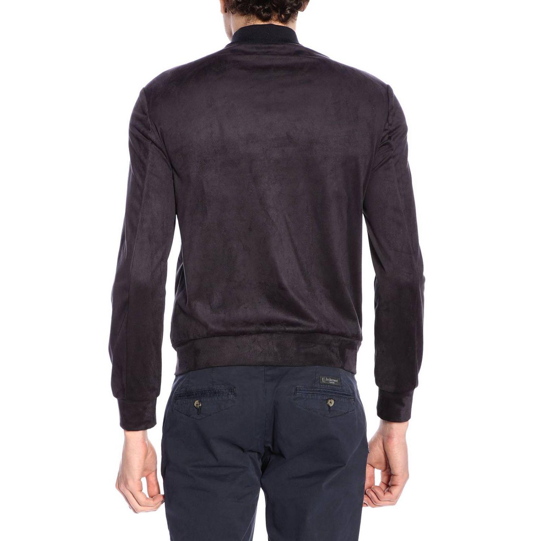 Jacket men Giorgio Armani blue 3