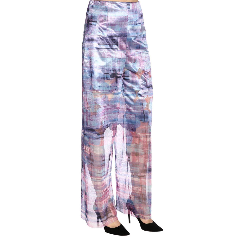 Pants women Giorgio Armani multicolor 2