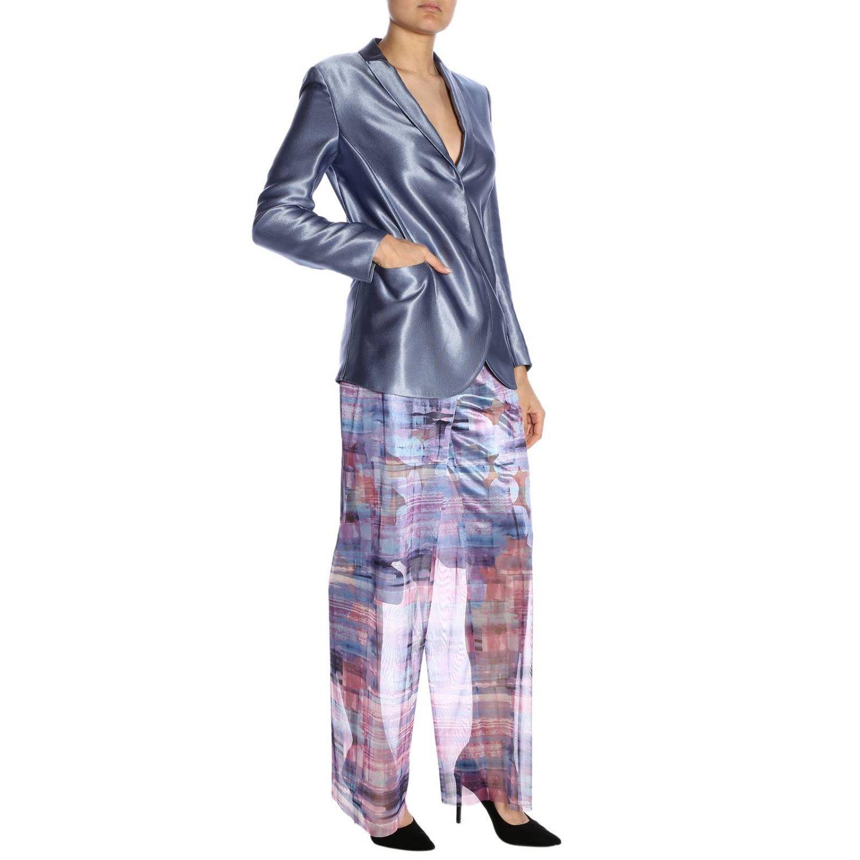 Pants women Giorgio Armani multicolor 4