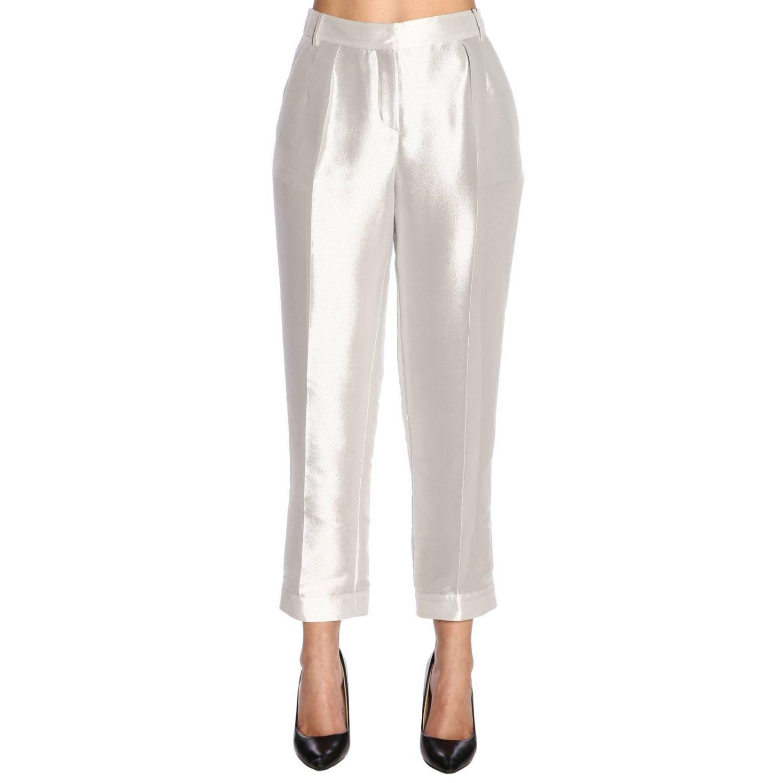 Pantalon femme Giorgio Armani glace 1