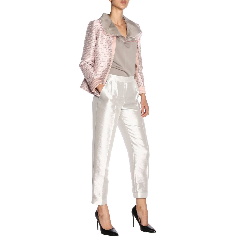 Pantalon femme Giorgio Armani glace 4