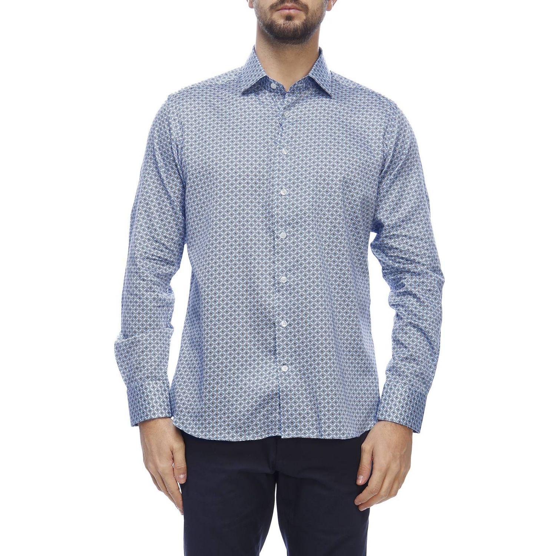 衬衫 男士 Etro 浅蓝色 2