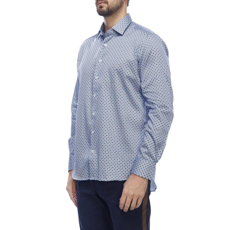 衬衫 男士 Etro 浅蓝色 3