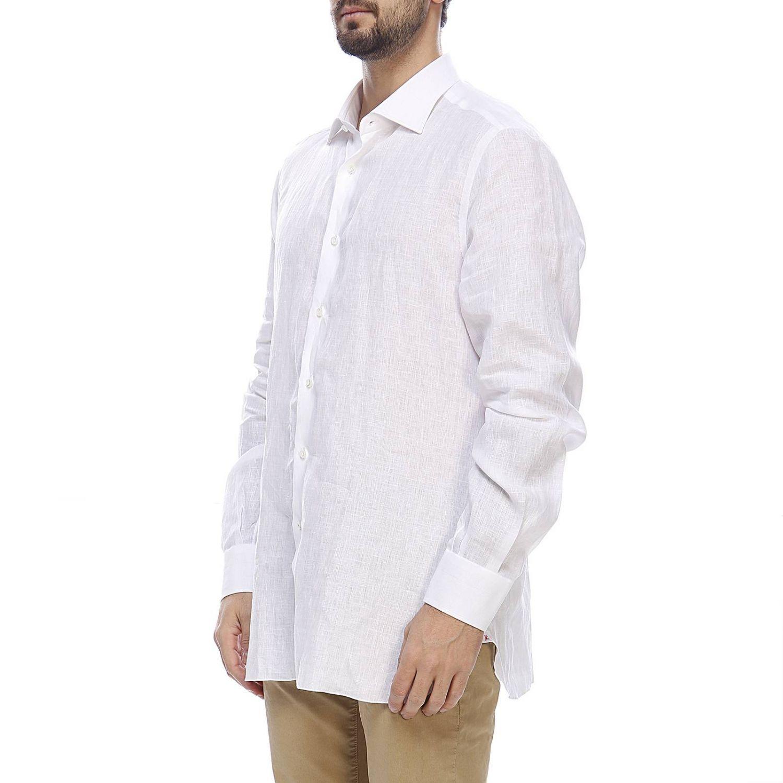 衬衫 男士 Isaia 白色 2