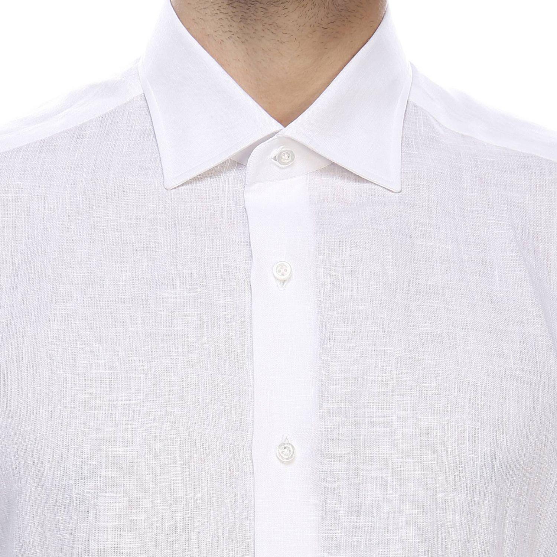 衬衫 男士 Isaia 白色 4