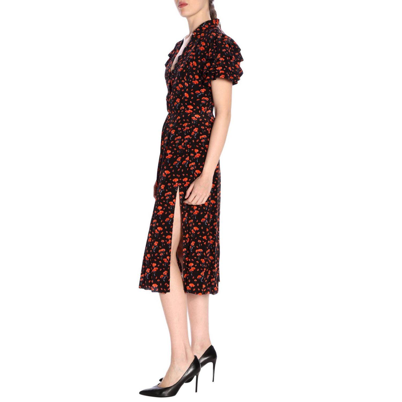 Robes femme Ermanno Scervino noir 2