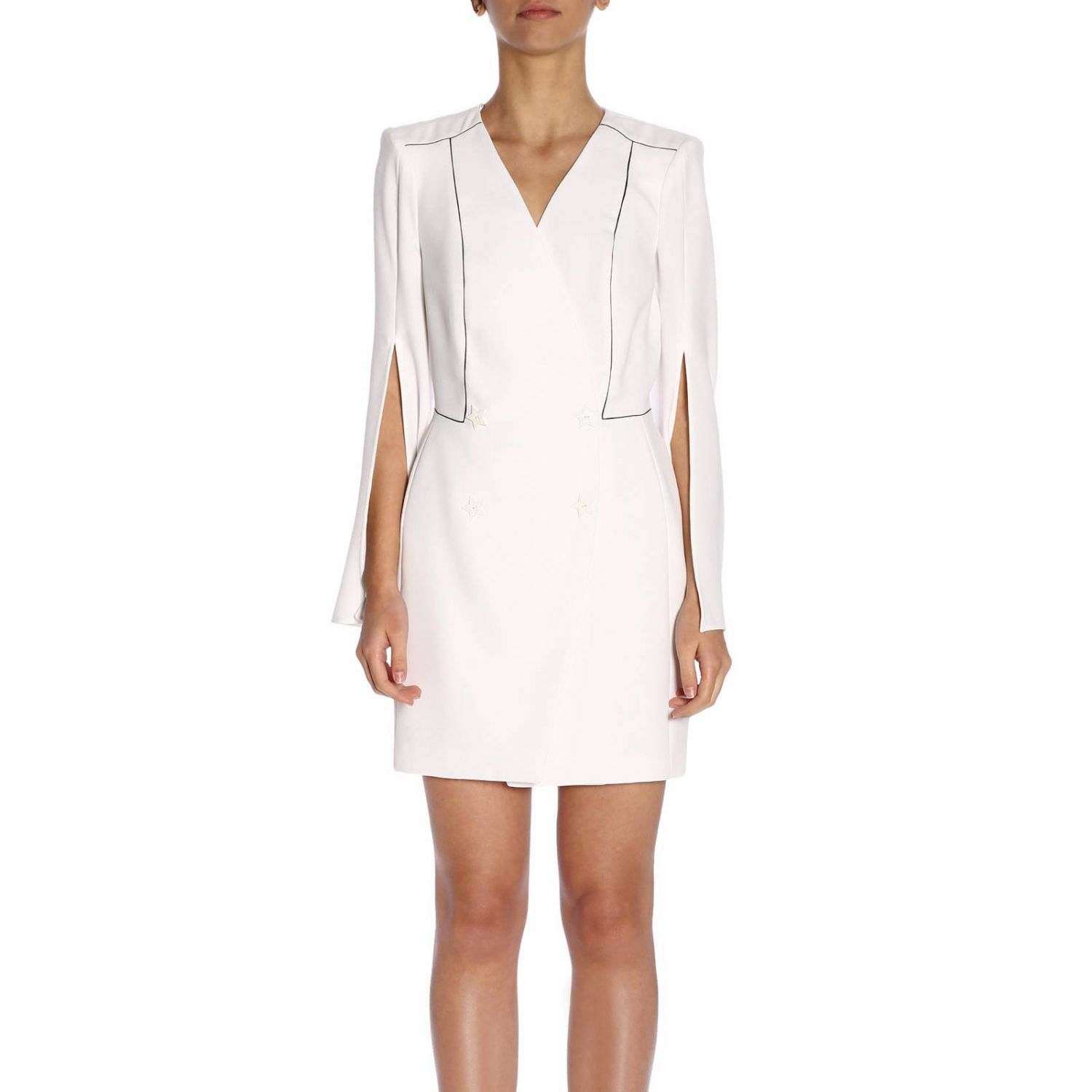 Dress women Elisabetta Franchi white 1