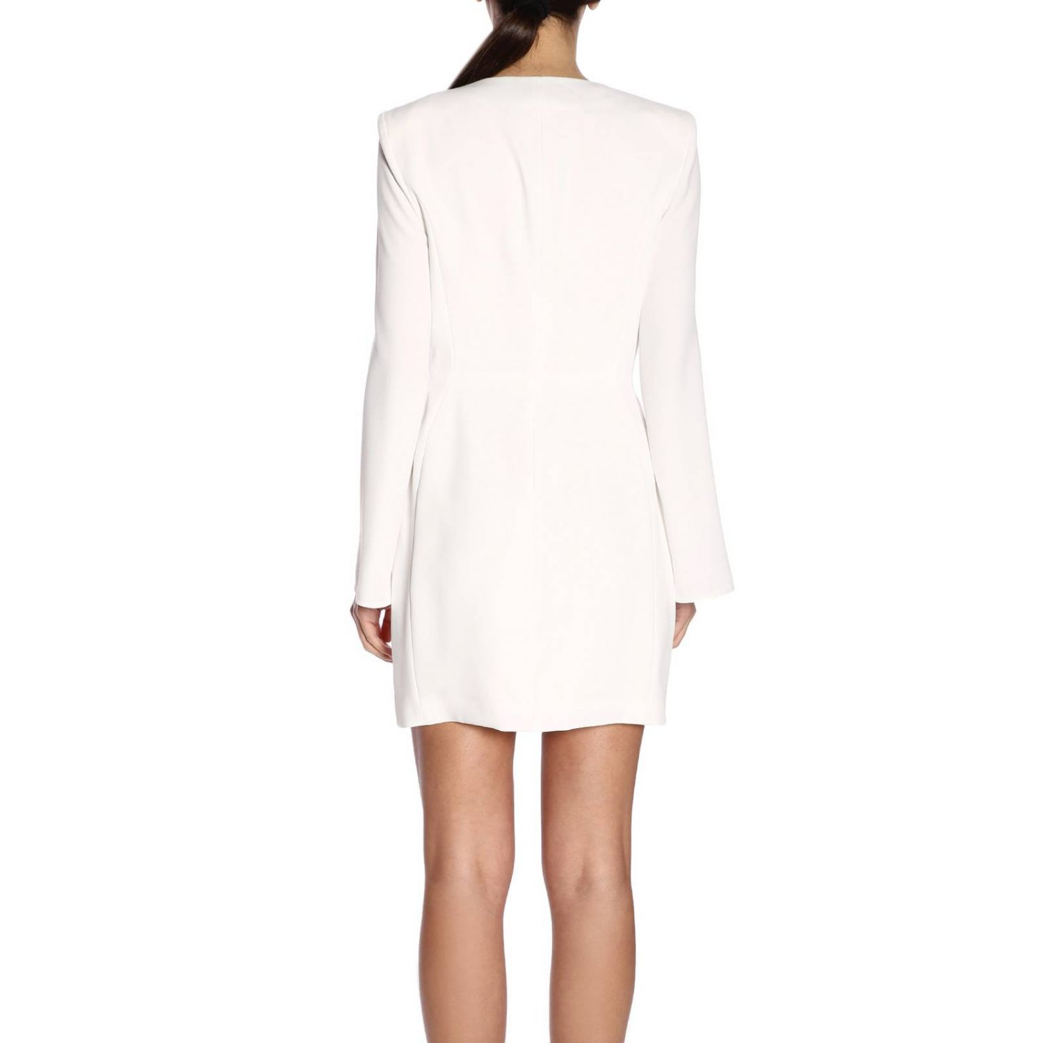 Dress women Elisabetta Franchi white 3