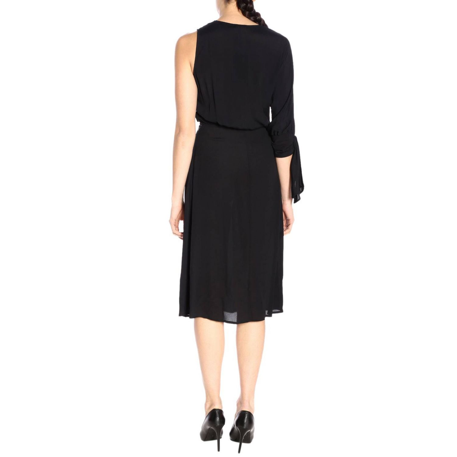 Dress Elisabetta Franchi: Dress women Elisabetta Franchi black 3