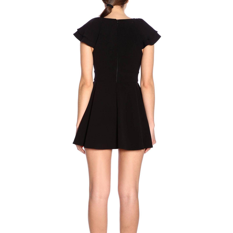 连衣裙 女士 Elisabetta Franchi 黑色 3