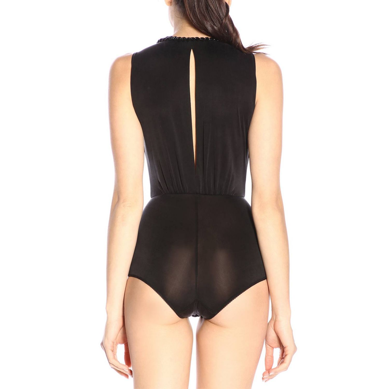 Body women Elisabetta Franchi black 3