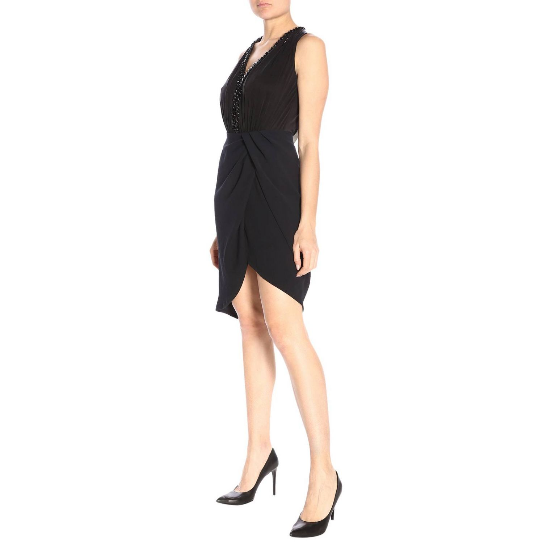 Body women Elisabetta Franchi black 4