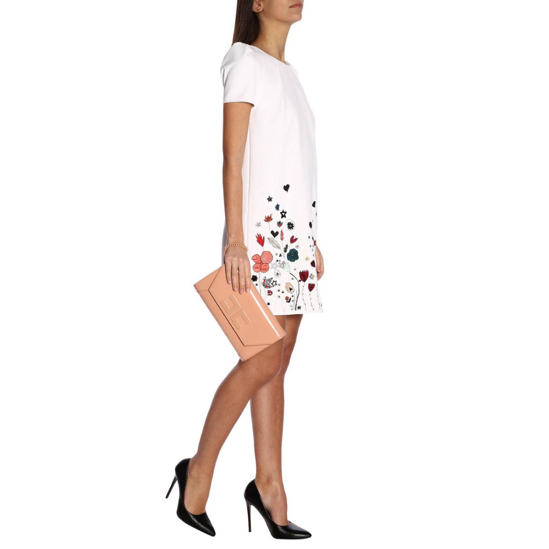 Shoulder bag women Elisabetta Franchi pink 2